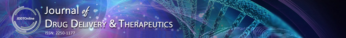 Journal of Drug Delivery & Therapeutics